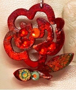 Cercei wood flower