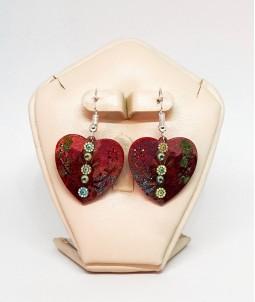 Cercei wood heart