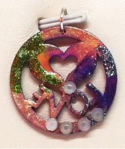 Medalion M-348