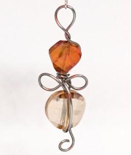 Set oțel inoxidabil portocaliu